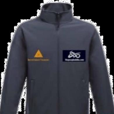 Soft shell jacket (grey)