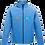 Thumbnail: Soft shell jacket (blue)
