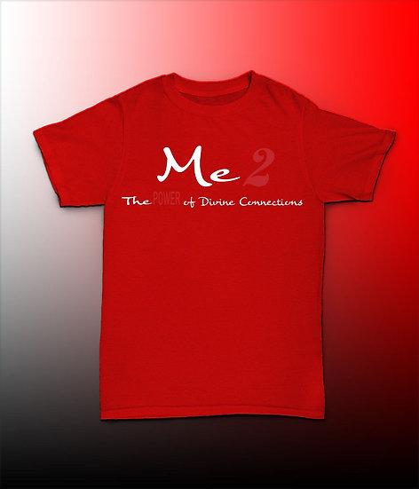Red Me2 Logo Tee