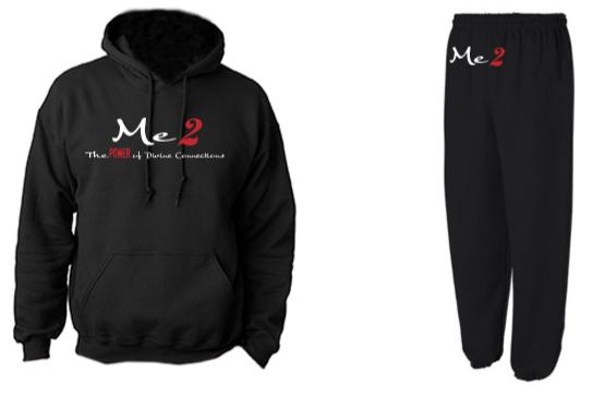 Me2 Sweatsuit- Black