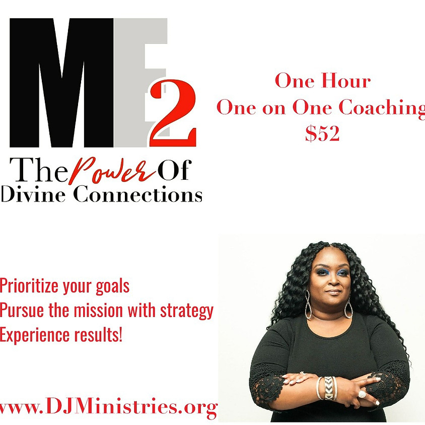 Me2 Life Coaching: One on One for One Hour