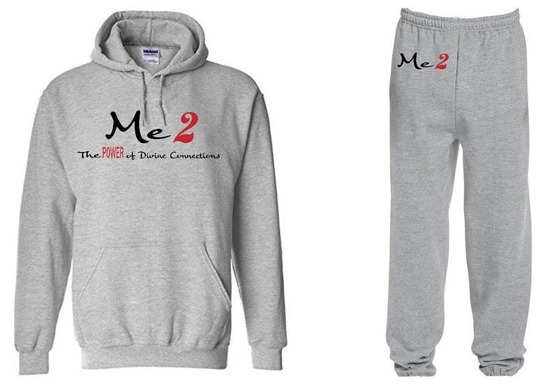 Me2 Sweatsuit- Gray