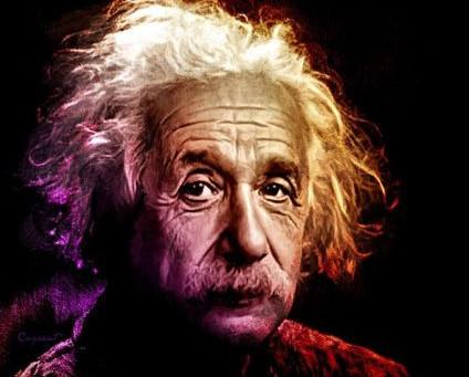 l'Amour - Einstein