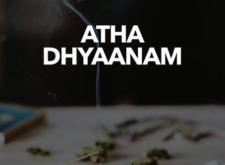 Atha Dhyaanam