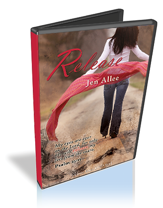 Release Bible Study DVD and One Book Bundle