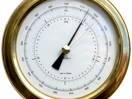 Blog #16 The Barometer