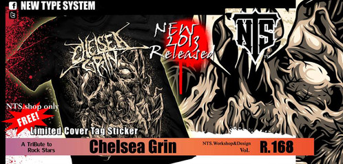 Chelsea Grin deathcore band Playing With Fire Ashes to Ashes 168 NTS New Type System T-shirt Sz. S,M,L,XL,XXL Tank Top ,Long sleeve t-shirt ,Hood Hoodies ...