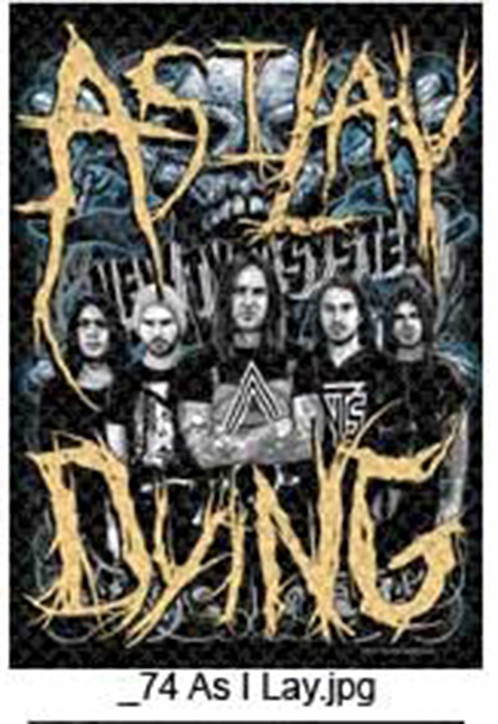 As I Lay Dying Cash