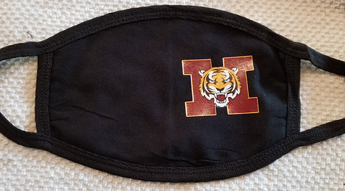 Harrisburg Tigers Knit Face Mask