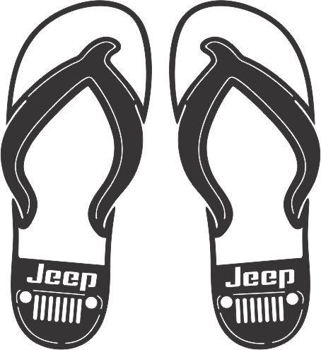 Jeep FlipFlops