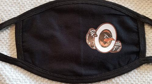 Lennox Orioles Knit Face Mask
