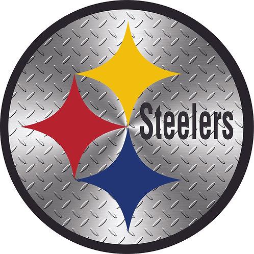 Steelers Diamond Deck Background Helmet Decal