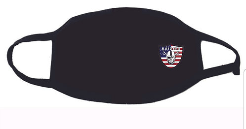 Raiders Flag Face Mask