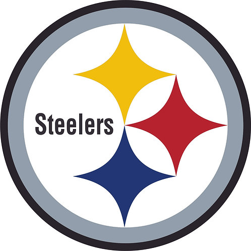 Steelers Helmet Decals Full Size