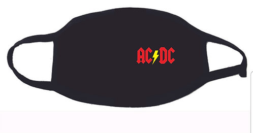 AC DC Face Mask