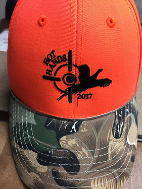 Custom Hunting Cap