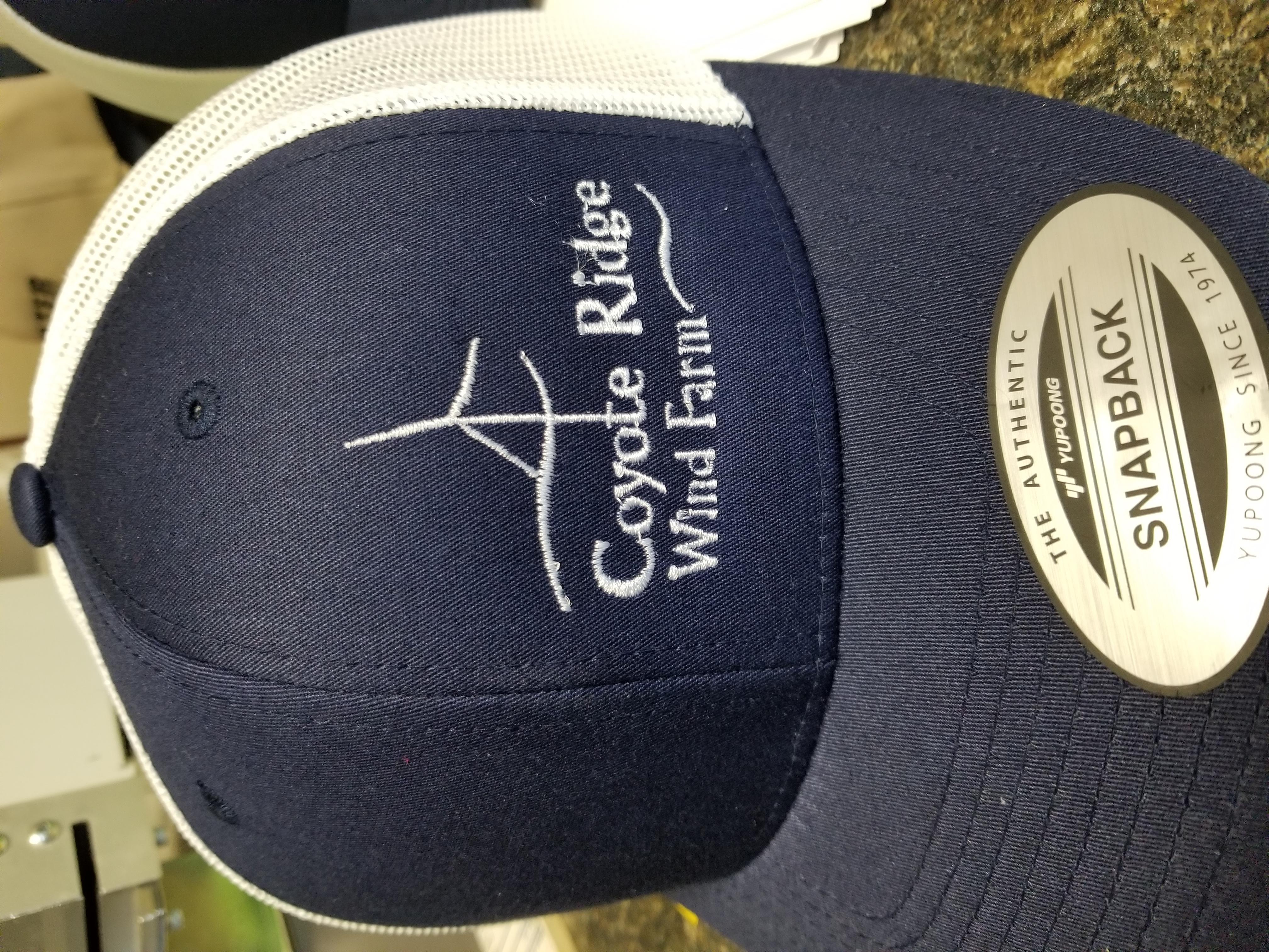 COYOTE RIDGE CAP 2