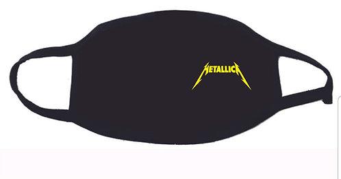 Metallica Face Mask