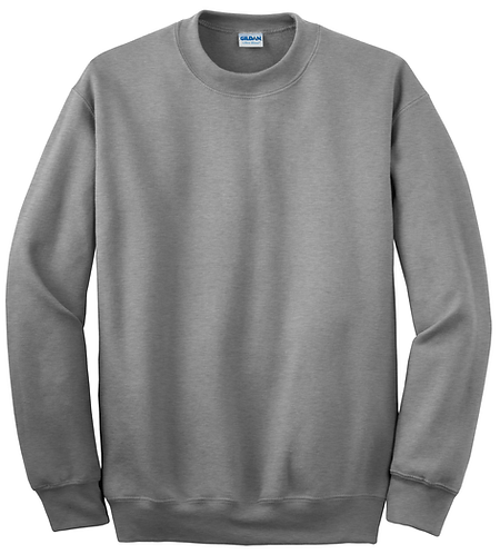 Gildan® - DryBlend® Crewneck Sweatshirt Sport Grey
