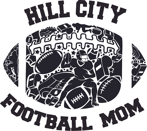 Football Mom Print