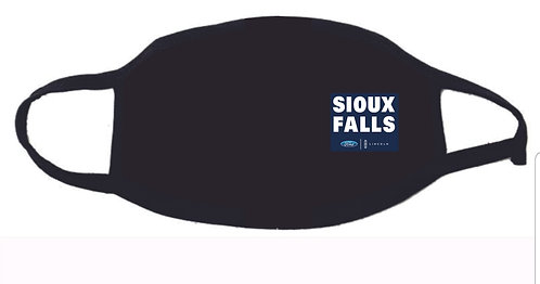 Sioux Falls Ford Face Mask
