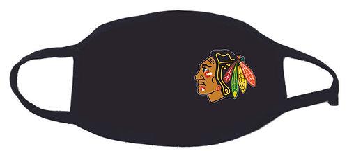 Chicago Blackhawk Face Mask