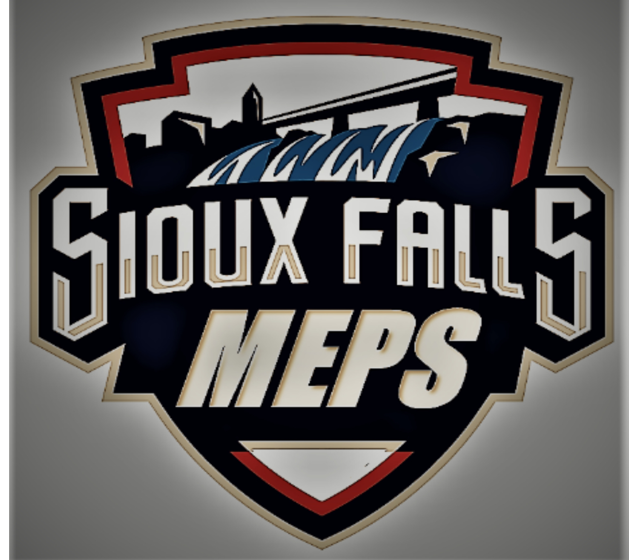SIOUX FALLS MEPS DECAL