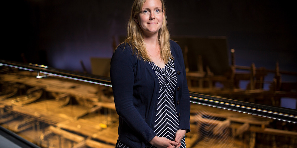 """""""Where arts and science meet – keeping the Mary Rose shipshape"""""""