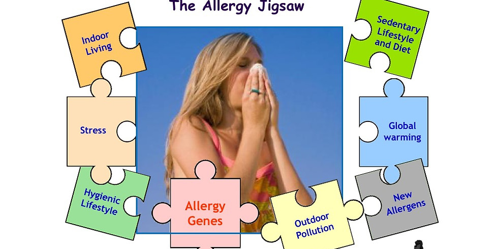 Allergies: what are they and why are they increasing?