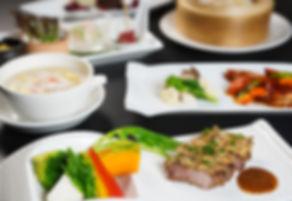 和洋中創作料理で最高のおもてなし。ランチ・ディナー・お食事に