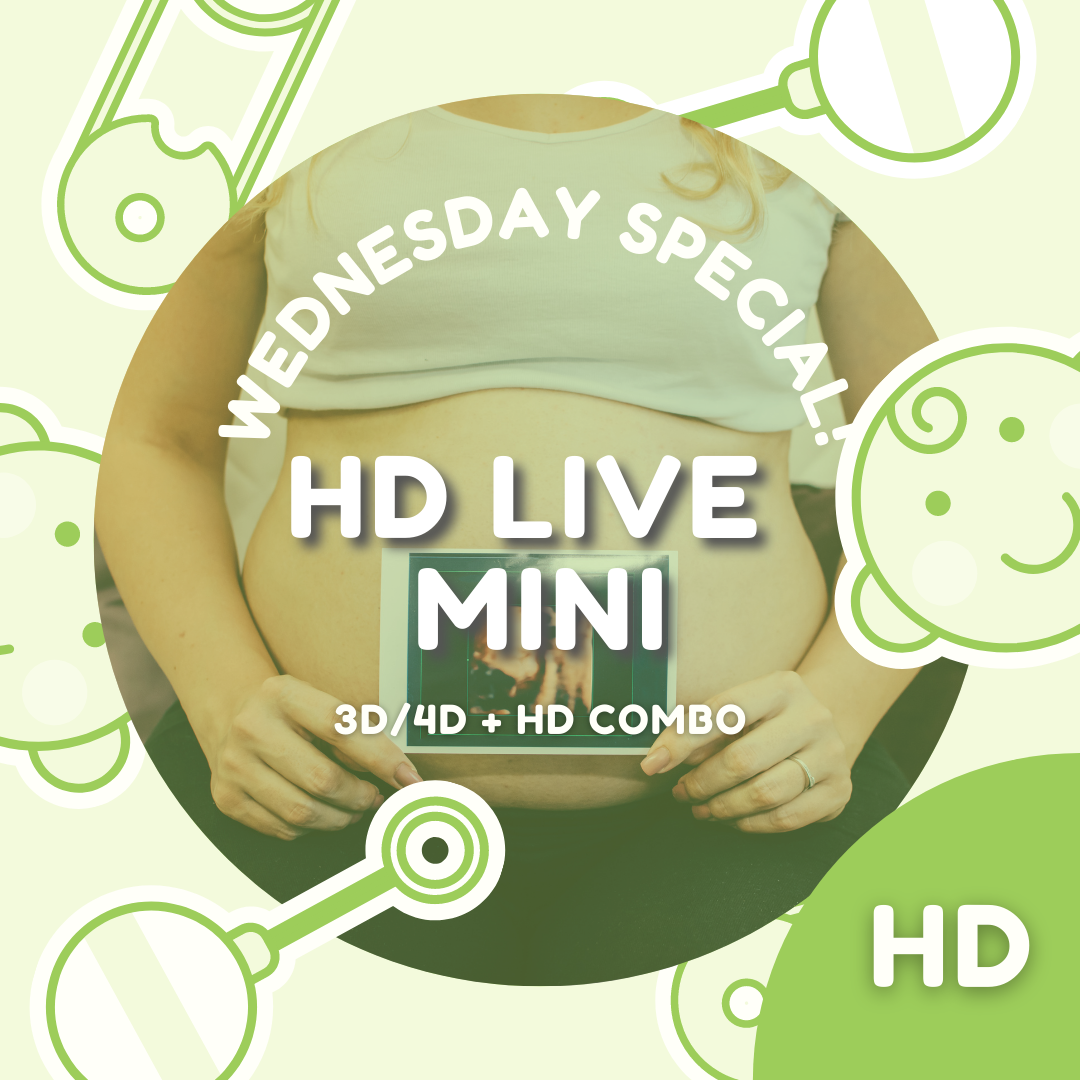 WEDNESDAYS ONLY! HD Live Mini Package
