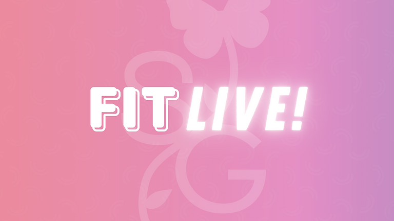 FIT LIVE! Special Guest Announcement Soon!