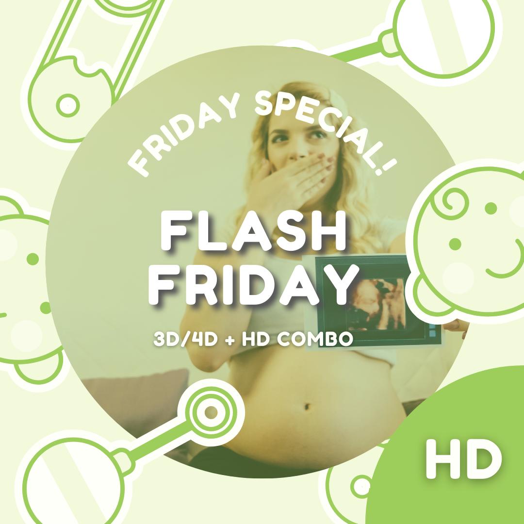 FRIDAY SPECIAL! Flash Friday