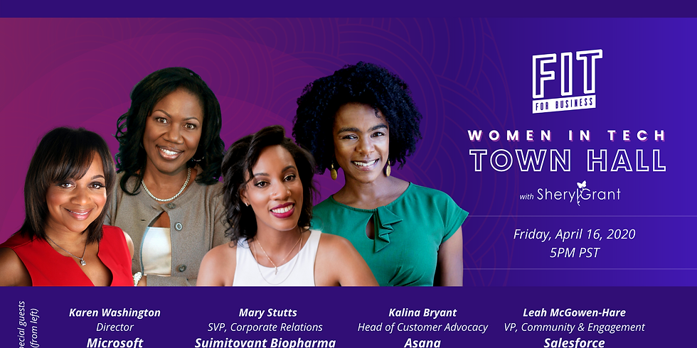 Black Women In Tech: A FIT Town Hall