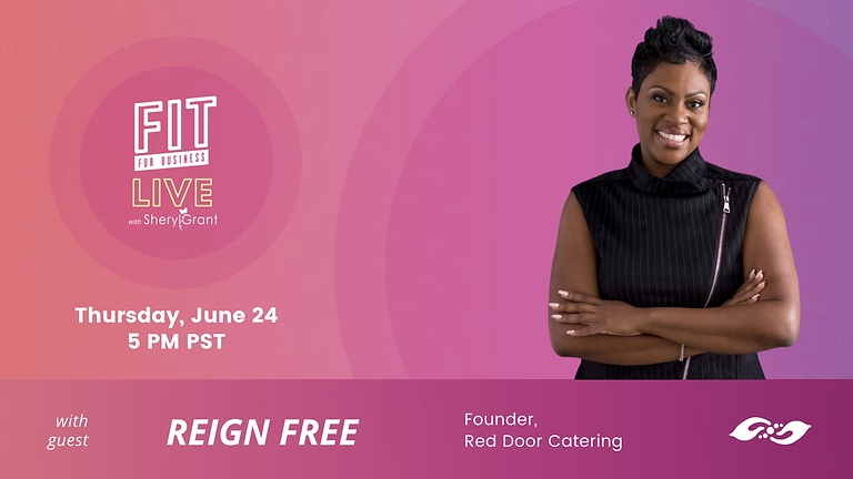 """FIT LIVE! Talking """"Catering to Our Community"""" with Reign Free!"""