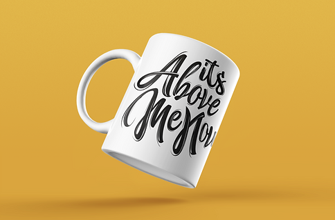mockup-of-a-coffee-mug-floating-mid-air-