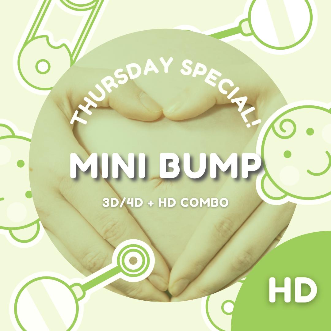 THURSDAYS ONLY! The Mini Bump