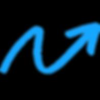 blue arrow transparent background.png