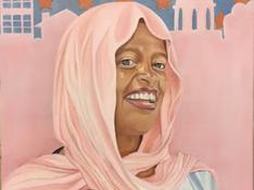 Mazahir Salih by Laura Travnicek