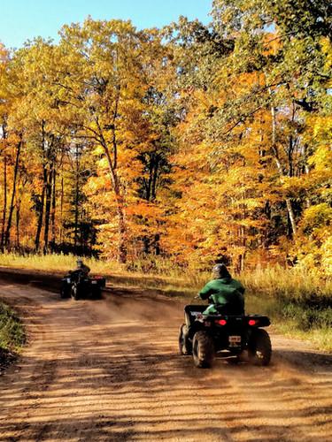 Trail 39 North Washburn County Wisconsin