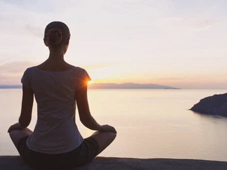 REFLECTIONS FROM A MEDITATION RETREAT