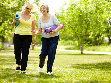 NATIONAL SENIORS HEALTH & FITNESS DAY