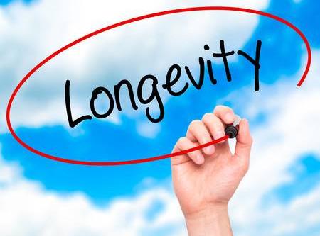 GUEST POST - LONGEVITY: THE SECRETS TO A LONG LIFE