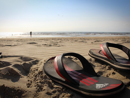 FLIP-FLOPS … YES OR NO?