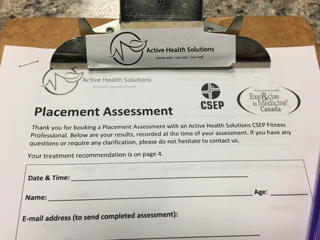 ASSESSMENTS... WHAT DOES THIS MEAN?