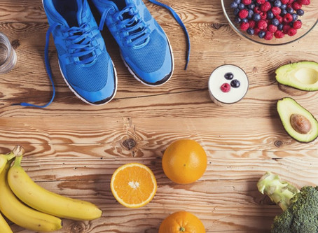 A FEW THOUGHTS ON 'NUTRITION FOR ATHLETES'
