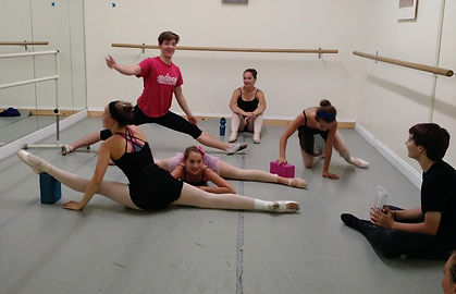 Flexibility is an important part of dancing