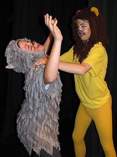Lion & Toto, Wizard of Oz, Spring Ballet