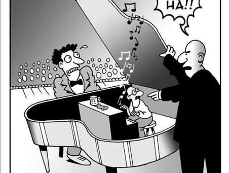 HOW TO BE THE BEST SINGER OR PIANIST!