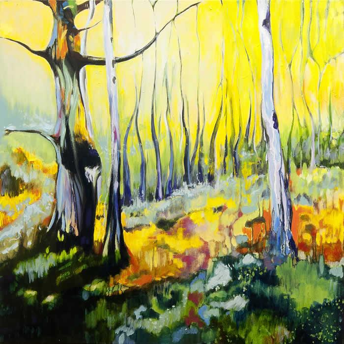 Woodland Glow, Series 2, #1, 2017